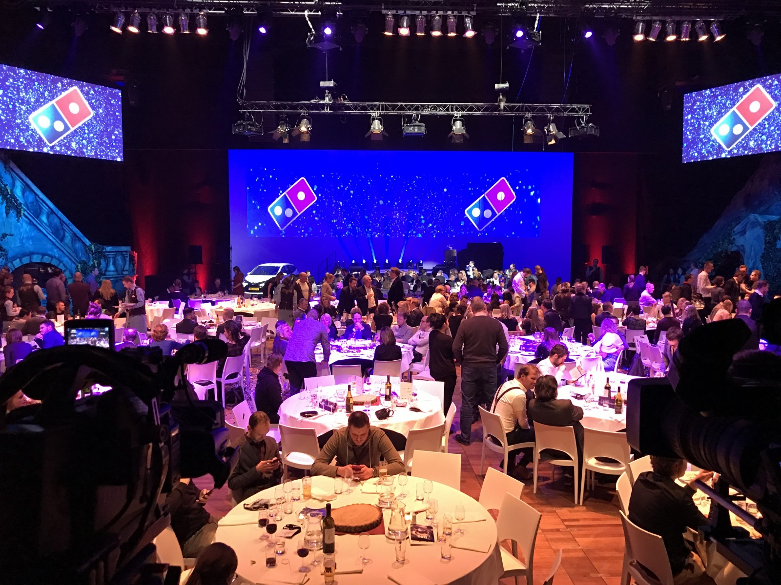 Dominos Awards en pizzabakwedstrijden