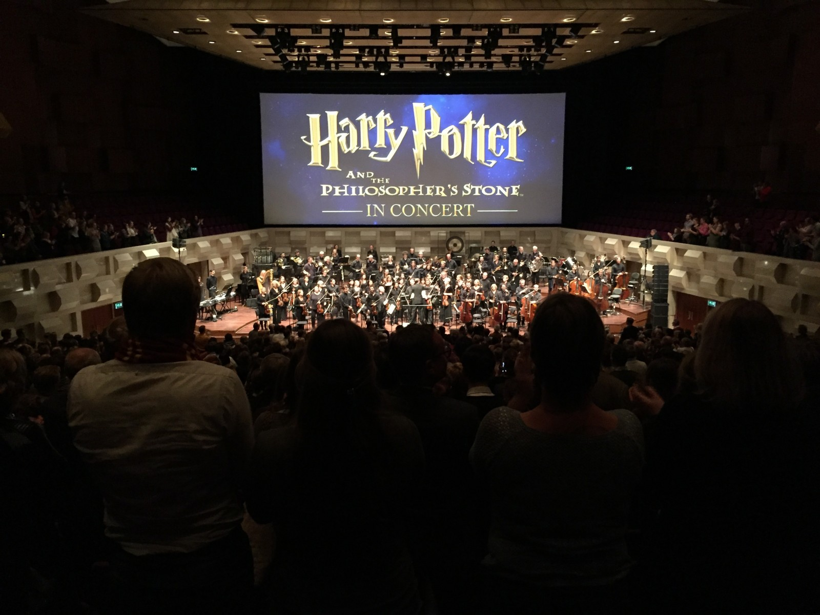 Harry Potter Live in concert